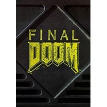 Final DOOM (Steam KEY) + GIFT