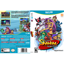 Shantae and the Pirate´s Curse - download code WII U