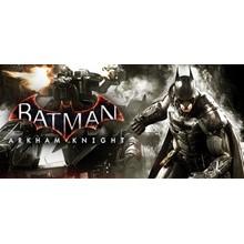 Batman: Arkham Knight (STEAM KEY / REGION FREE)