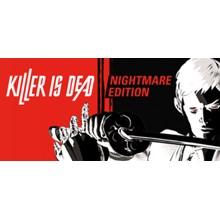 Killer is Dead - Nightmare Edition (Steam KEY) RU+CIS