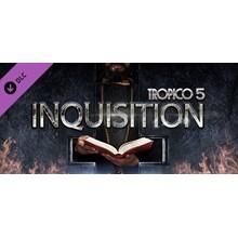 Tropico 5 - Inquisition (DLC) STEAM GIFT / RU/CIS