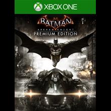 Batman: Arkham Knight Premium / XBOX ONE / ACCOUNT 🏅🏅