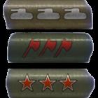 ✅ WOT 1-3 MoE \ Gunmark + stats boost WN8