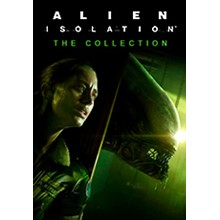 Alien: Isolation: The Collection (Steam KEY) + GIFT