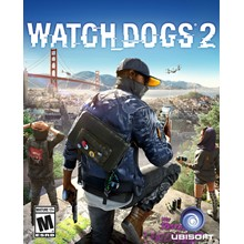 Watch Dogs 2 ✅(Uplay KEY)+GIFT