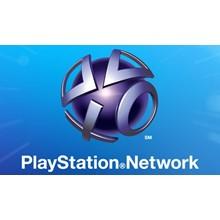 PLAYSTATION NETWORK CARD (PSN) $50 (USA) PS3, PS4, PS5