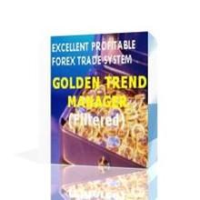Profitable system GOLDEN TREND MANAGER v.2008 (filter)