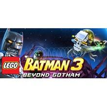 LEGO Batman 3: Beyond Gotham Premium Edition Steam Key