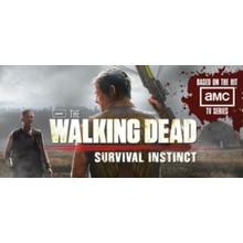 The Walking Dead Survival Instinct STEAM KEY RU