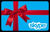 $25 Skype Voucher Original (активация на www.skype.com)