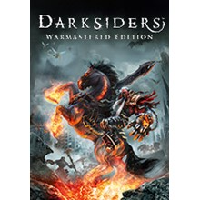 Darksiders Warmastered Edition (Steam KEY) + GIFT