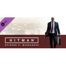 HITMAN (2016): Episode 3 - Marrakesh (DLC) STEAM/RU/CIS
