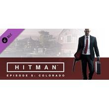 HITMAN (2016): Episode 5 - Colorado (DLC) STEAM /RU/CIS