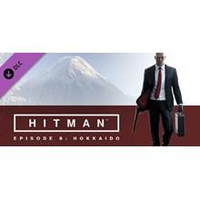 HITMAN (2016): Episode 6 - Hokkaido (DLC) STEAM /RU/CIS