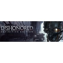 Dishonored - Definitive Edition (+ 7 DLC) STEAM KEY