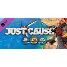 Just Cause 3 DLC: Air, Land & Sea Expansion Pass STEAM