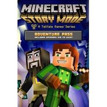 Minecraft: Story Mode - Adventure Pass (Steam RegFree)