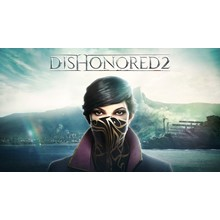 🔶Dishonored 2 -  Official Steam Key Wholesale Price