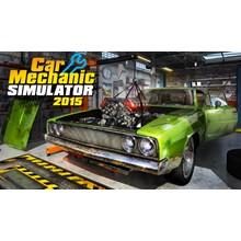 Car Mechanic Simulator 2015 (+1dlc)(STEAM KEY / GLOBAL)