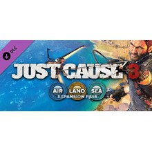 Just Cause 3 DLC: Air, Land & Sea Expansion Pass