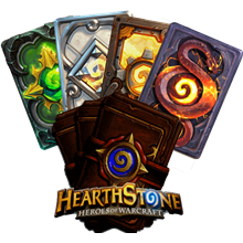 4 Hearthstone Expert Pack + 3 Unique Card Shirts