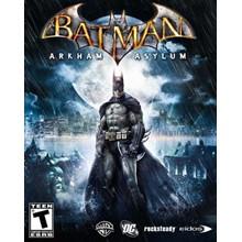 Batman: Arkham Asylum GOTY ✅(STEAM KEY)