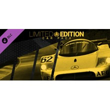 Project CARS - Limited Edition Upgrade (DLC) STEAM GIFT