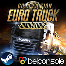 🔶Euro Truck Simulator 2 Gold Edition Wholesale Price