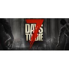 7 Days to Die (Steam Gift, RU+CIS)