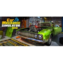 Car Mechanic Simulator 2015 (STEAM GIFT / RU/CIS)