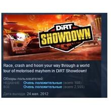 DiRT Showdown  STEAM GIFT RU + CIS 💎