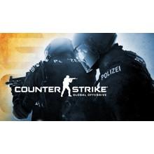 CS:GO [WITH VAC BAN] + game! Steam account