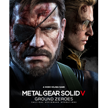 METAL GEAR SOLID V: GROUND ZEROES ✅(Steam Key)+GIFT