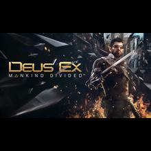 Deus Ex: Mankind Divided 💳NO COMMISSION / STEAM KEY