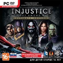 Injustice: Gods Among Us Ultimate (Steam KEY) 💳0%