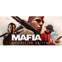 Mafia III: Definitive Edition (+DLC) STEAM KEY / RU/CIS