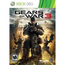 Code🗝️Key [Xbox 360/One] Gears Of War 3