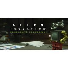 Alien: Isolation - Corporate Lockdown (DLC) STEAM GIFT