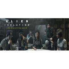 Alien: Isolation - Crew Expendable (DLC) STEAM KEY