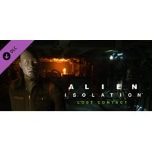 Alien: Isolation - Lost Contact (DLC) STEAM KEY /RU/CIS