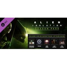 Alien: Isolation - Season Pass (5 in 1) STEAM KEY