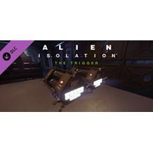 Alien: Isolation - The Trigger (DLC) STEAM KEY / RU/CIS