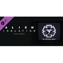 Alien: Isolation - Trauma (DLC) STEAM KEY / RU/CIS