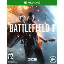 Battlefield 1 + 3 games / XBOX ONE / ACCOUNT 🏅🏅🏅