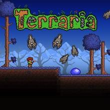 Terraria on iPhone / iPad / iPod