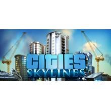CITIES: SKYLINES 💳0% FEES ✅Official Key Steam + BONUS