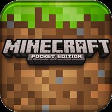 Minecraft on iPhone / iPad / iPod