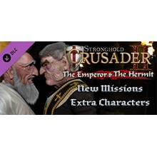 Stronghold Crusader 2: The Emperor and The Hermit (DLC)