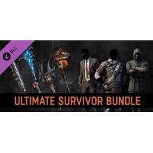 Dying Light Ultimate Survivor Bundle (DLC) STEAM KEY