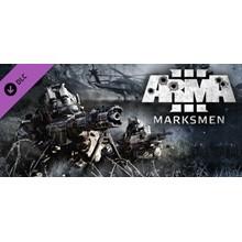 Arma 3 - Marksmen (DLC) STEAM KEY / REGION FREE